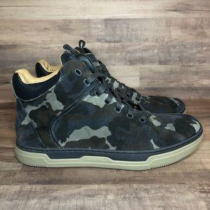 Mark Nason Los Angeles Blue Camo Boots LA